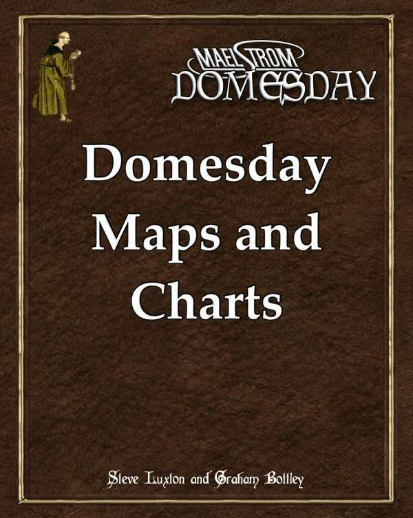 Maelstrom Domesday - Map Book