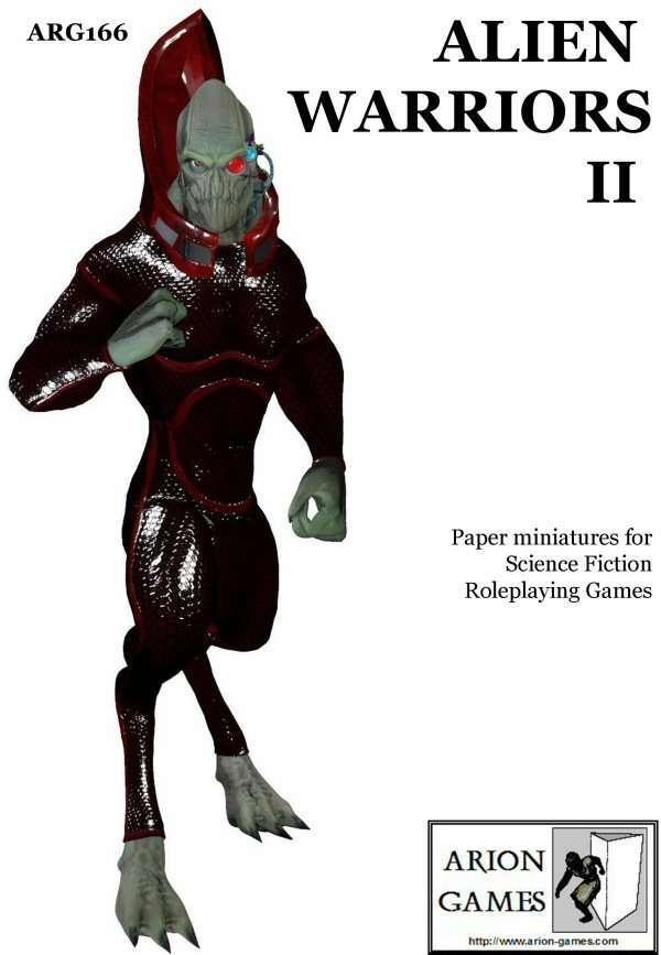 Alien Warriors II Set