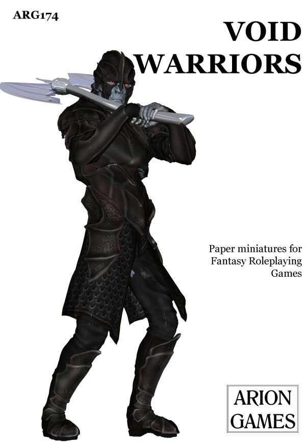 Void warriors Set