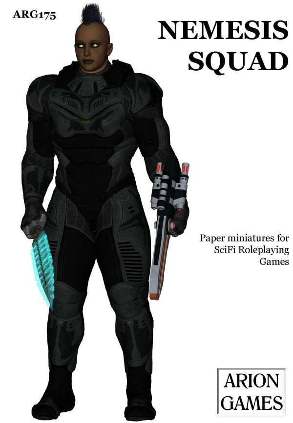Nemesis Squad Set