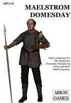 Maelstrom Domesday Miniatures Set