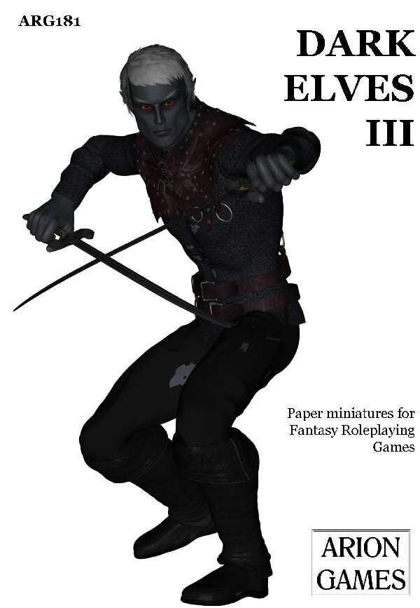 Dark Elves III Set