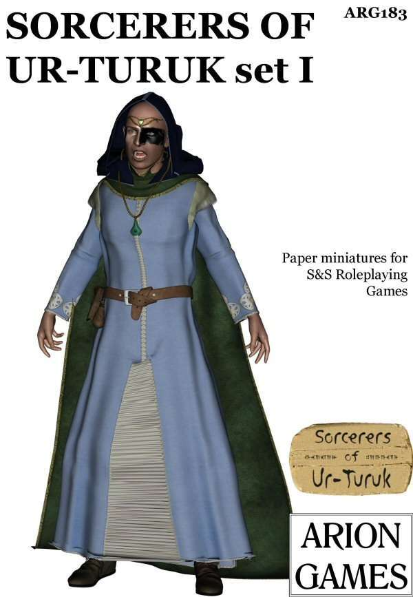 Sorcerers of Ur-Turuk set I