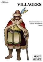 John Kapsalis Villagers