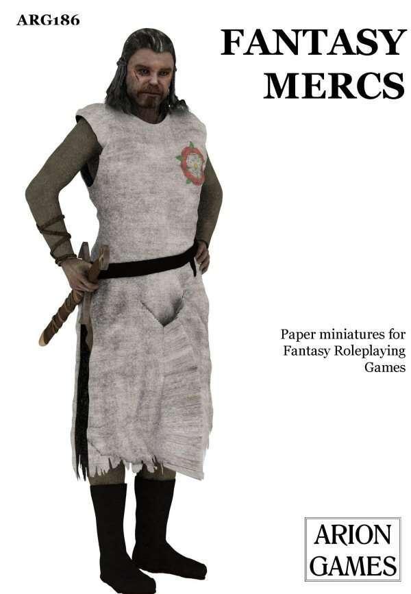 Fantasy Mercenaries Set