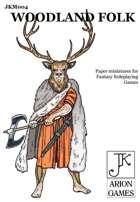 John Kapsalis Woodland Folk