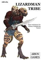 Lizardman Tribe Set