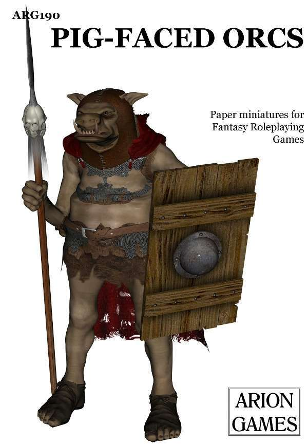 Pig-Faced Orc Set