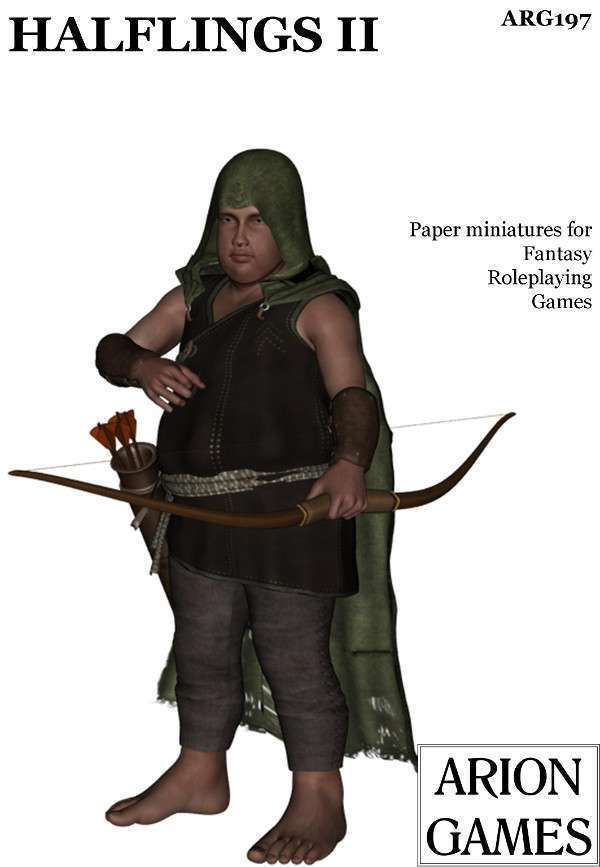 Halflings II Set