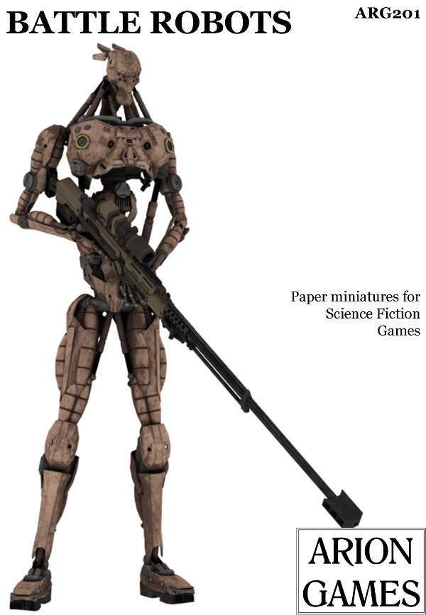 Battle Robots Set
