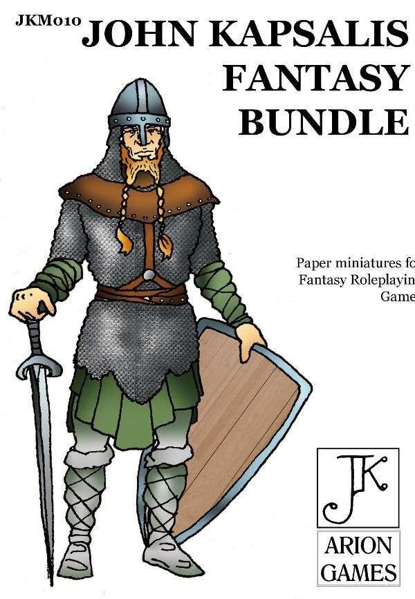 John Kapsalis Fantasy Bundle [BUNDLE]
