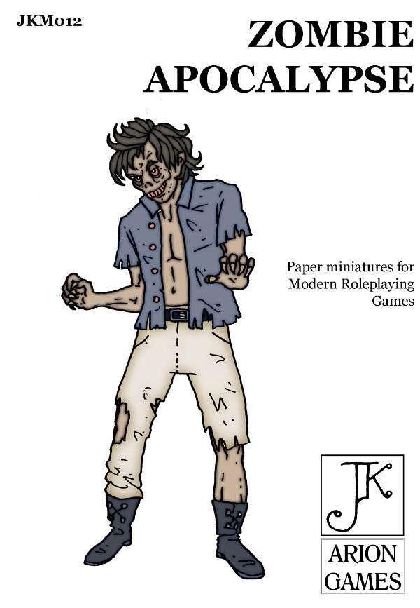 John Kapsalis Zombie Apocalypse