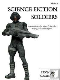 Science Fiction Soldiers Set