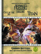 Advanced Fighting Fantasy Deluxe