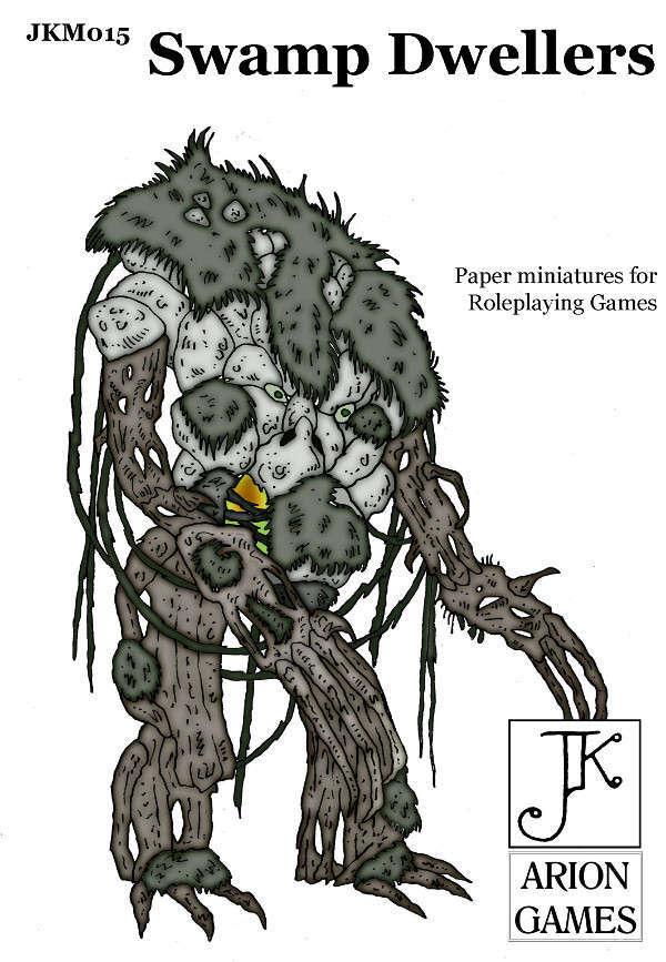 John Kapsalis Swamp Dwellers