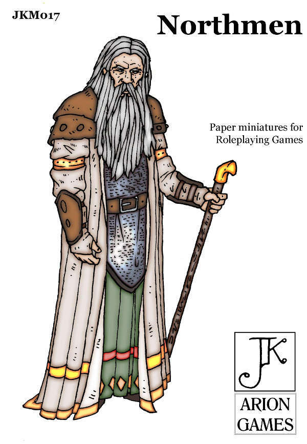 John Kapsalis Northmen