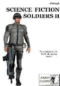 Science Fiction Soldiers II Set