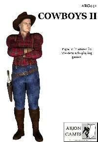 Cowboys II Set
