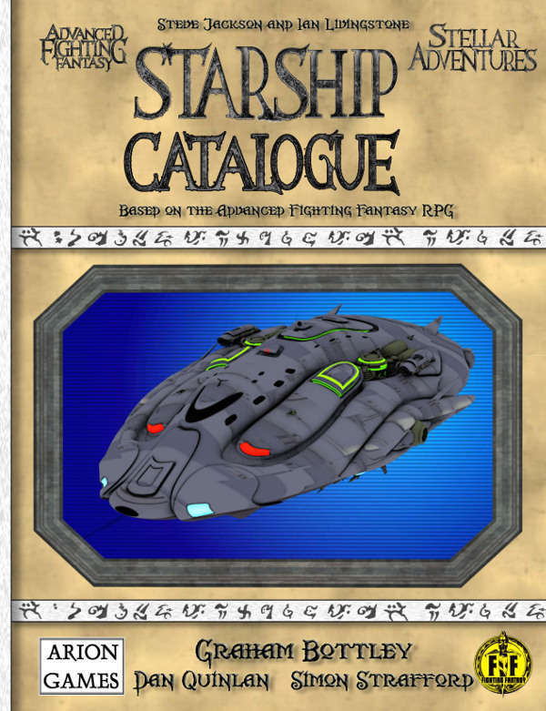 Stellar Adventures Starship Catalogue