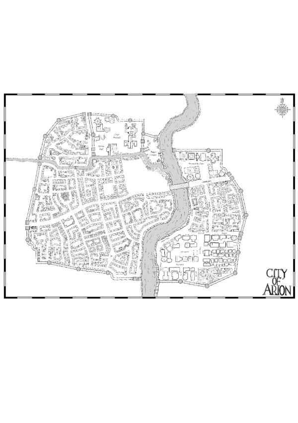 Map of Arion
