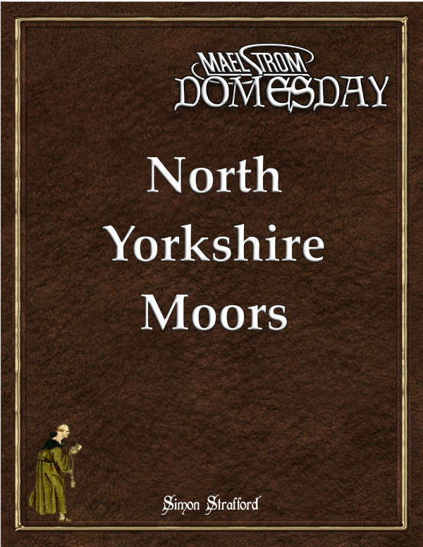 Maelstrom Domesday North Yorkshire Moors