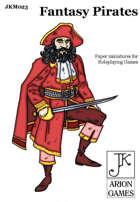 John Kapsalis Fantasy Pirates