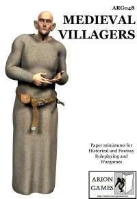 Medieval Villagers Set