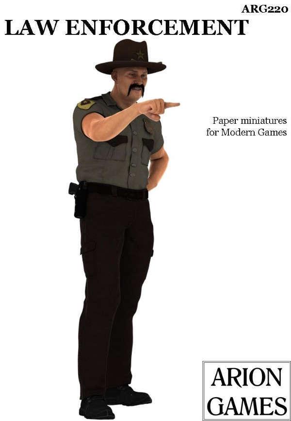 Law Enforcement Set