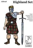 John Kapsalis Highland Set