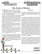 The Dark of Winter