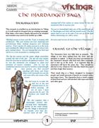 The Njardangen Saga