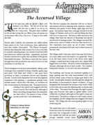 The Accursed Village