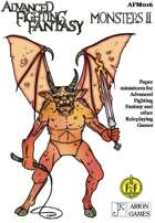 Advanced Fighting Fantasy Minis: Monsters II