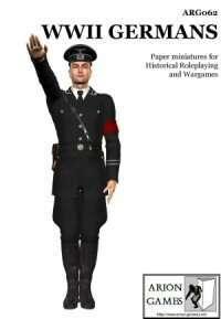 WWII Germans Set