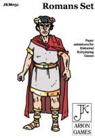 John Kapsalis Romans Set