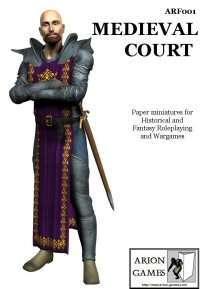 Medieval Court Set