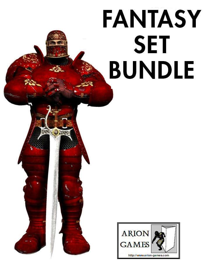Fantasy Set [BUNDLE]