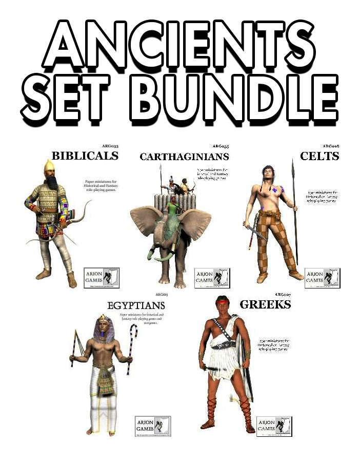 Ancients Set [BUNDLE]