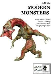 Modern Monsters Set