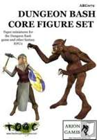 Dungeon Bash Core Set