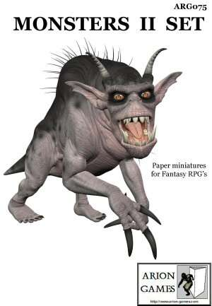 Monsters II Set