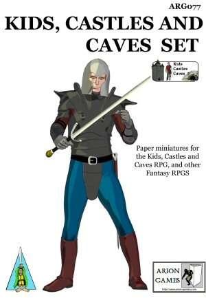Kids, Castles & Caves Bonus Set