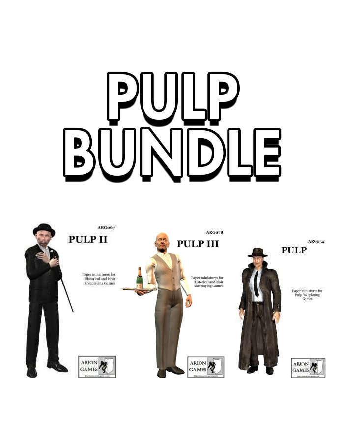 Pulp Bundle [BUNDLE]