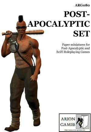 Post-Apocalyptic Set