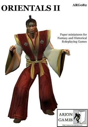 Orientals II Set