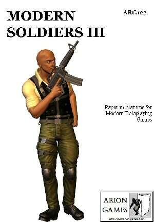 Modern Soldiers III Set