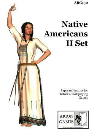 Native Americans II Set