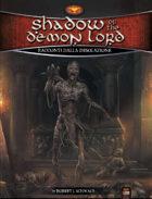 Shadow of the Demon Lord: Racconti dalla Desolazione
