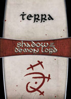 Shadow of the Demon Lord: Carte Magia TERRA