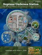Neptune Undersea Station map set